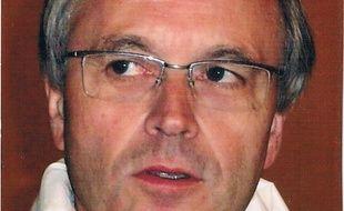 Photo de Jacques Heusèle, trois mois avant sa disparition, en octobre 2008.