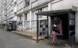 Un immeuble à Pierrefitte sur Seine.