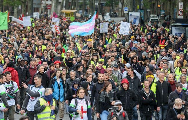 «Gilets jaunes» à Toulouse: Le maire demande l'interdiction de manifester en centre-ville durant quatre jours