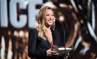 Laura Smet, le vendredi 2 mars à la cérémonie des César 2018.
