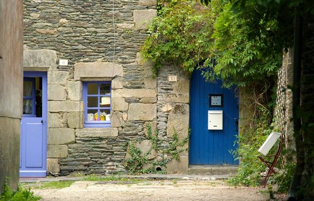 Le village de Rochefort-en-Terre, dans le Morbihan, élu Village préféré des Français.