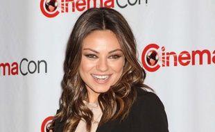 Mila Kunis au CinemaCon, le 24avril 2012.