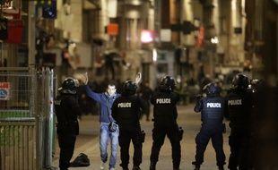 Opération anti-terroriste mercredi matin à Saint-Denis.