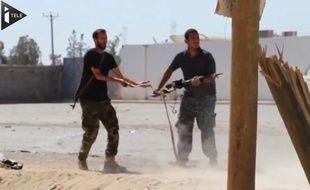 Les milices sont légions à lutter pour le pouvoir en Libye.