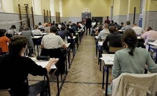 Examen à Strasbourg le 16 06 2008