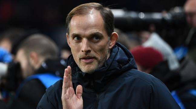 Tuchel surpris par la nouvelle fiesta des joueurs du PSG après Dortmund