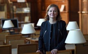 Nathalie Loiseau, nouvelle ministre chargée des Affaires européennes.