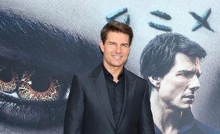 L'acteur Tom Cruise à New York.