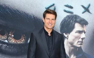 L'acteur Tom Cruise à New York.