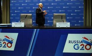 L'Allemagne, la France et le Royaume-Uni ont appelé samedi à Moscou le G20 à s'attaquer aux failles du système fiscal international afin de mieux taxer les multinationales qui échappent à l'impôt.