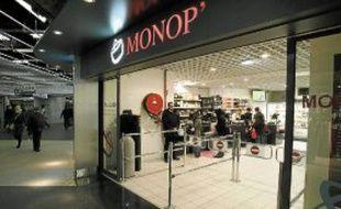 La valorisation de Monoprix fait l'objet d'un différend.