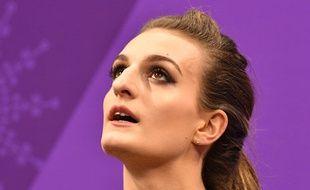 La patineuse Gabriella Papadakis.