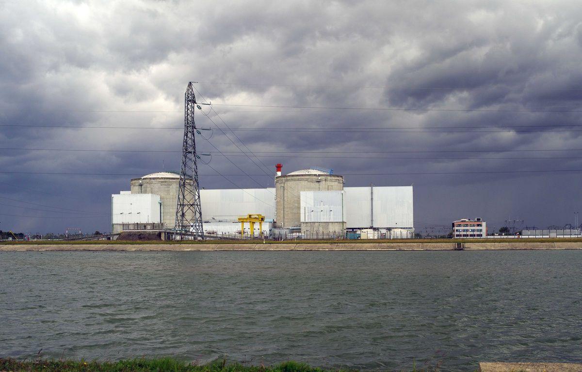Le site de la centrale nucléaire de Fessenheim, le 10 février 2016.  – M.ASTAR/SIPA