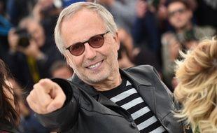 L'acteur Fabrice Luchini au 69e Festival de Cannes