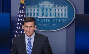 Michael Flynn, conseiller de Donald Trump a démissionné lundi 13 février 2017.