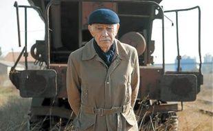 Michel Salard, victime de l'amiante.