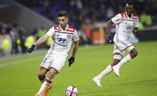Jordan Ferri a connu sa dernière apparition sous le maillot lyonnais contre Bordeaux, le 3 novembre au Parc OL (1-1).