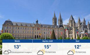 Météo Caen: Prévisions du samedi 18 mai 2019
