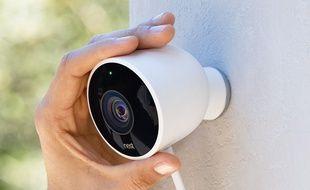 Les caméras de surveillance connectées s'installent en quelques minutes.