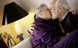Les hommes conservent une meilleure sexualité avec l'âge.