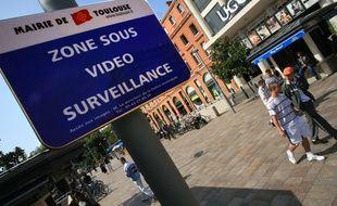 Cameras vidéosurveillance à Toulouse.