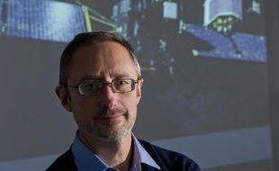 Philippe Gaudon, chef de projet de la mission Rosetta.