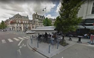 Le café Paul, à Arras.
