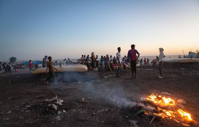648x415 plusieurs dizaines milliers habitants province tigre fui ethiopie refugier soudan