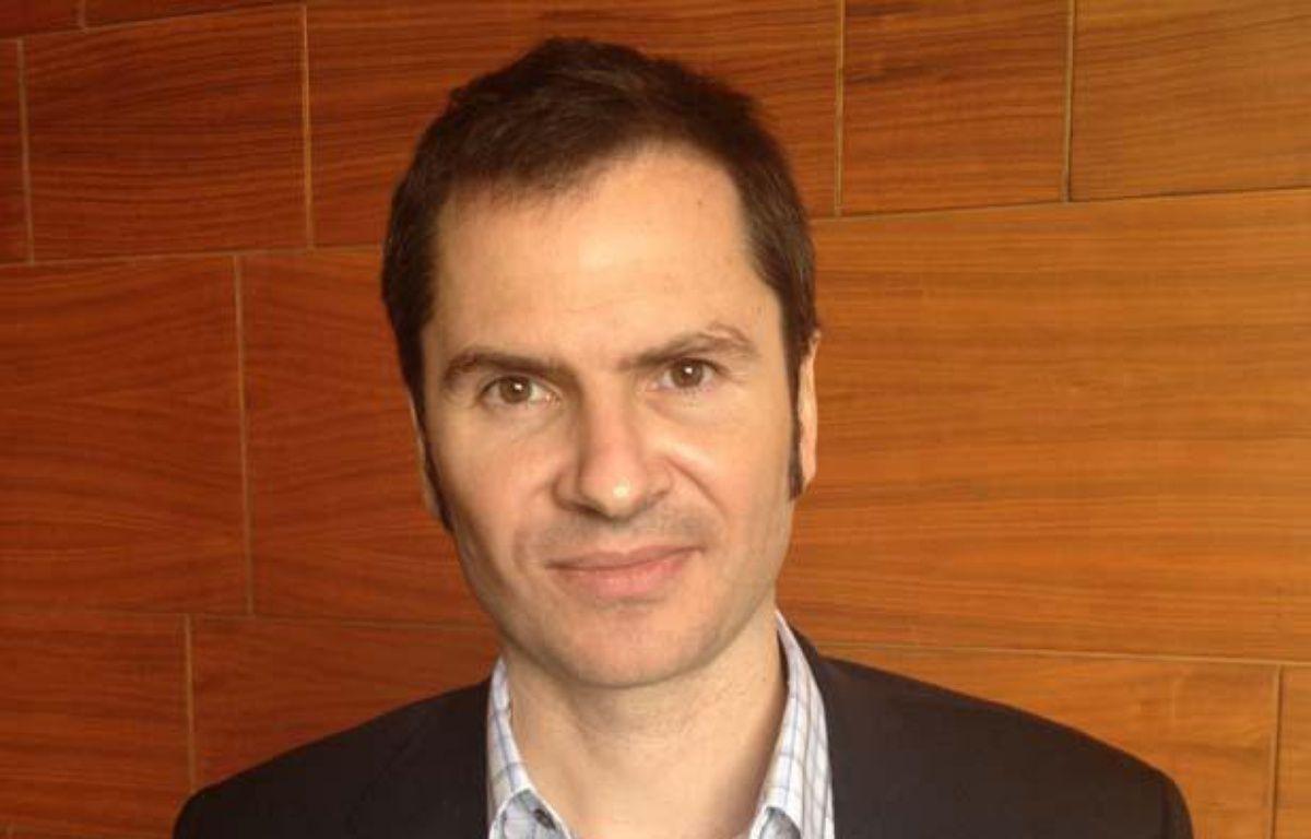 Thomas Jullien, représentant en Chine du Conseil interprofessionnel du vin de Bordeaux. – DR/CIVB