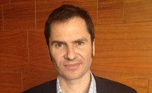 Thomas Jullien, représentant en Chine du Conseil interprofessionnel du vin de Bordeaux.