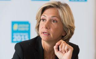 Valérie Pécresse (Les Républicains), le 2 septembre 2015 à Paris.