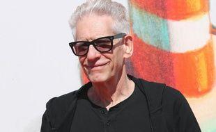 David Cronenberg au festival de Venise  le 5 septembre 2019