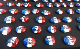 86 galets seront déposés sur l'Himalaya, en hommage aux 86 victimes de l'attentat de Nice.