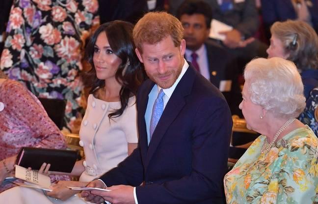Le prince Harry vanne Meghan devant la reine... Thomas Markle dérape (encore) dans la presse...
