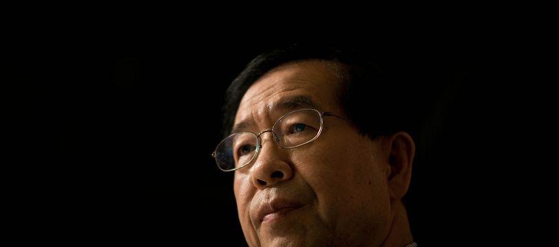 Park Won-Soon, le maire de Séoul, a été retrouvé mort ce jeudi 9 juillet.