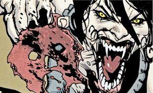 American Vampire, écrit par Stephen King et Scott Snyder.