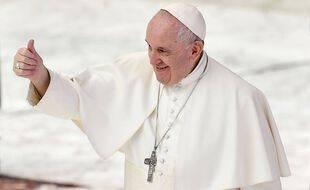 Le pape François défend le droit à l'union civile des personnes homosexuelles.