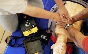 Une formation aux premiers secours