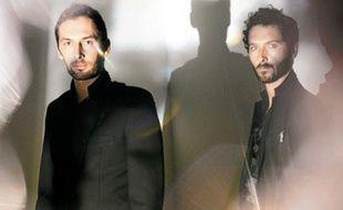 Olivier Coursier et Simon Buret, du duo AaRON, vont faire une pause.