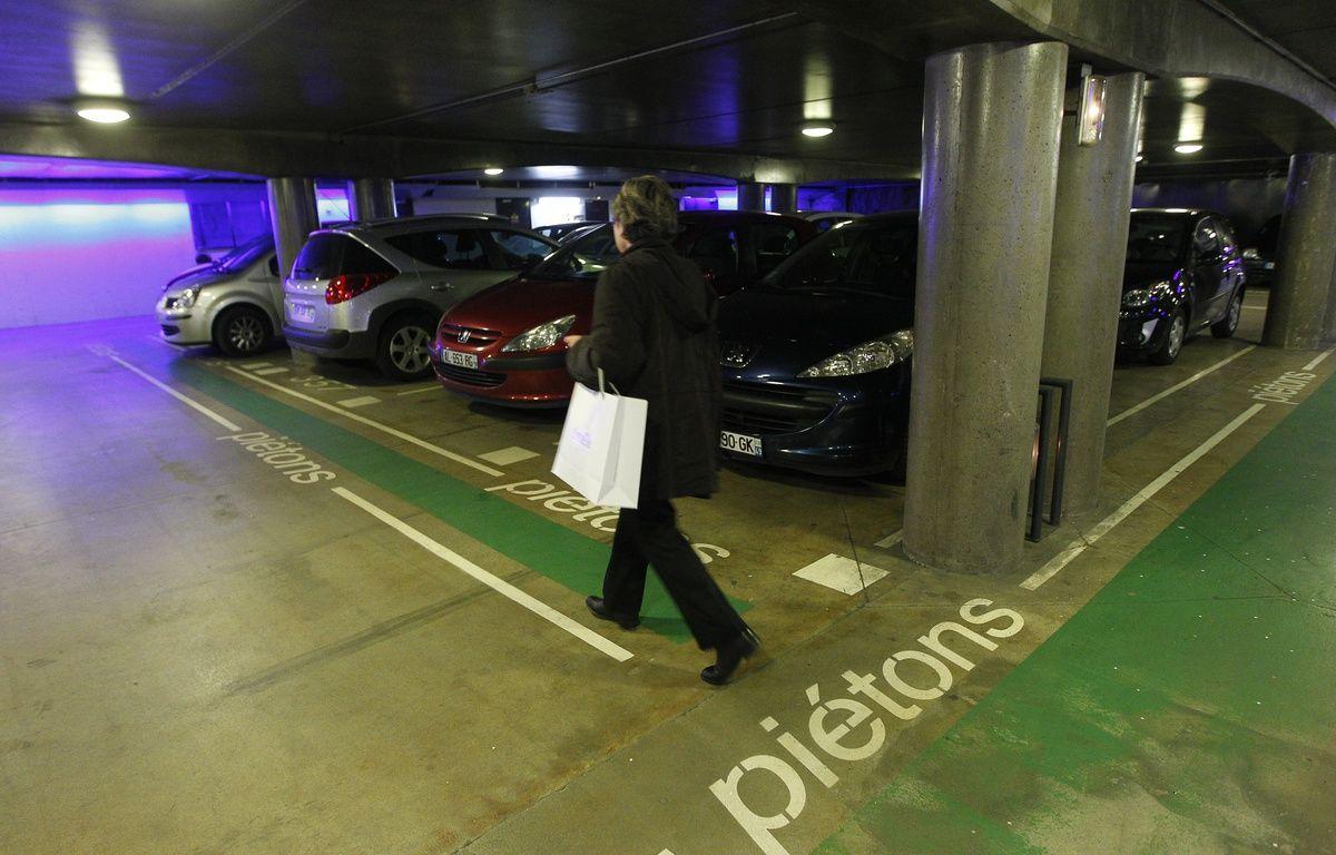 Un parking souterrain (photo d'illustration). – Fabrice Elsner/20 Minutes