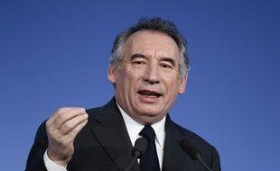 François Bayrou, le 16 décembre 2017 à Paris.
