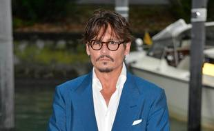 L'acteur Johnny Depp
