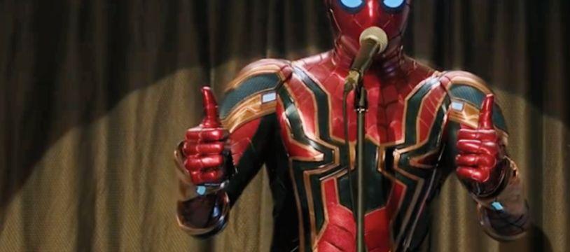 Spider-Man: Far From Home: une scène coupée au montage révélée (vidéo)