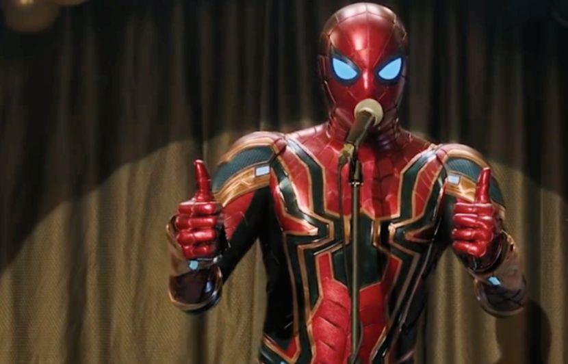 VIDEO. Une scène inédite de « Spider-Man : Far From Home » a été dévoilée