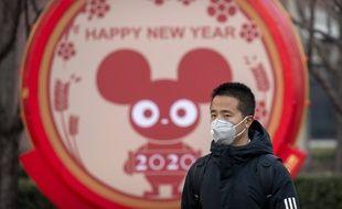Le nouvel an chinois s'annonce tristoune à Pékin.