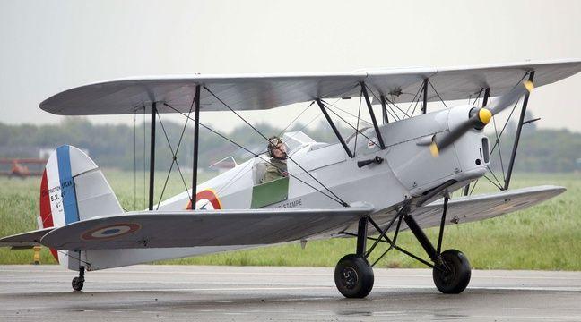vend e il perd l 39 h lice de son avion de tourisme le pilote atterrit en planant. Black Bedroom Furniture Sets. Home Design Ideas