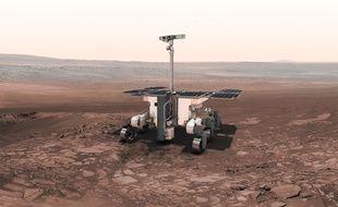 La sonde InSight de la NASA avait atterri avec succès sur Mars, en novembre 2018.
