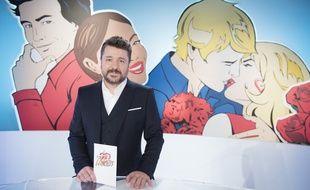 Bruno Guillon est désormais l'animateur des «Z'amours»