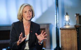 Valérie Pecresse est la présidente de la région Île-de-France depuis 2015.