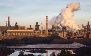 L'usine Ilva.